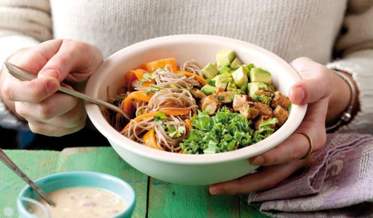 Recette bowl Yogi bowl