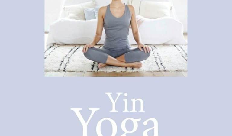 Cécile Roubaud Yin Yoga
